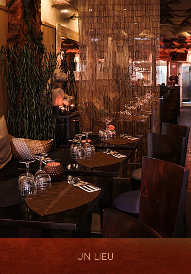 Restaurant Africain Versailles